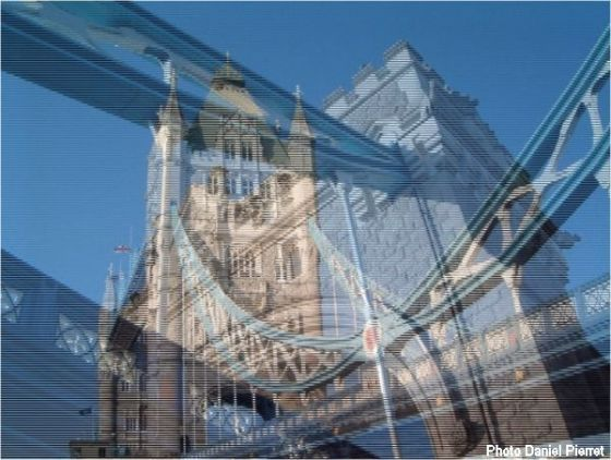 London Bridge interlaced  image    © DDDaniel Pierret DPL formerly LPC Europe